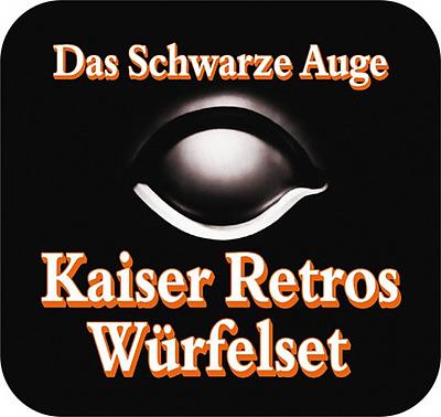 Einfach und sicher online bestellen: Kaiser Retros Würfelset in Österreich kaufen.