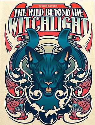 Einfach und sicher online bestellen: The Wild Beyond the Witchlight Alt Cover in Österreich kaufen.