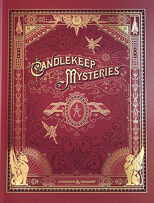 Einfach und sicher online bestellen: D&D Candlekeep Mysteries Alternate Cover in Österreich kaufen.