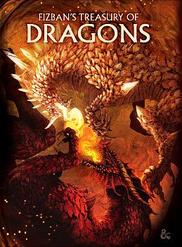 Einfach und sicher online bestellen: Fizban's Treasury of Dragon Alt Cover in Österreich kaufen.