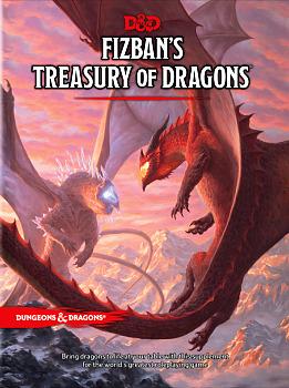 Einfach und sicher online bestellen: Fizban's Treasury of Dragon in Österreich kaufen.
