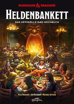 Einfach und sicher online bestellen: Dungeons & Dragons: Heldenbankett in Österreich kaufen.