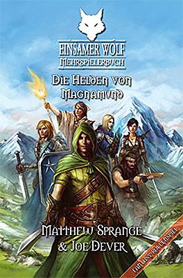 Einfach und sicher online bestellen: Mehrspielerbuch: Die Helden von Magnamund in Österreich kaufen.