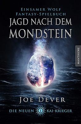 Einfach und sicher online bestellen: Einsamer Wolf: Jagd nach dem Mondstein in Österreich kaufen.