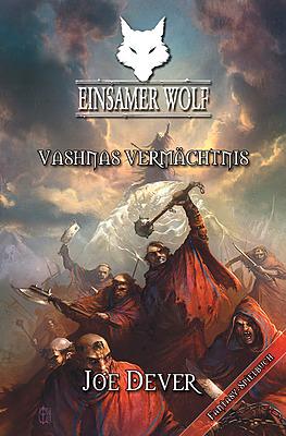 Einfach und sicher online bestellen: Einsamer Wolf: Vashnas Vermächtnis in Österreich kaufen.