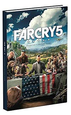 Einfach und sicher online bestellen: Far Cry 5 Collector's Edition Lösungsbuch in Österreich kaufen.