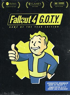 Einfach und sicher online bestellen: Fallout 4 Game of the Year Edition Lösungsbuch in Österreich kaufen.