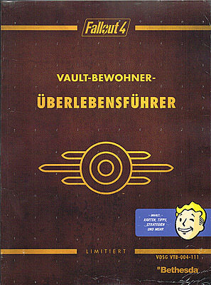 Einfach und sicher online bestellen: Fallout 4 Vault-Bewohner-Überlebensführer in Österreich kaufen.