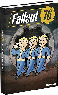 Einfach und sicher online bestellen: Fallout 76 Official Collector's Edition Guide in Österreich kaufen.