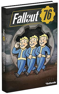 Einfach und sicher online bestellen: Fallout 76 Collectors Edition Lösungsbuch in Österreich kaufen.
