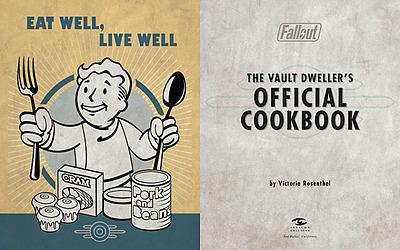 Einfach und sicher online bestellen: Fallout: The Vault Dweller's Official Cookbook in Österreich kaufen.