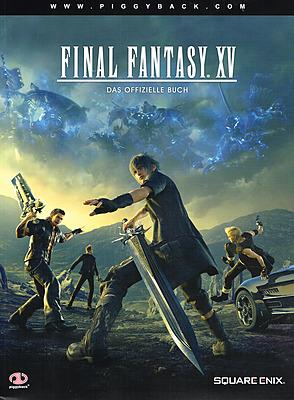 Einfach und sicher online bestellen: Final Fantasy XV Lösungsbuch in Österreich kaufen.