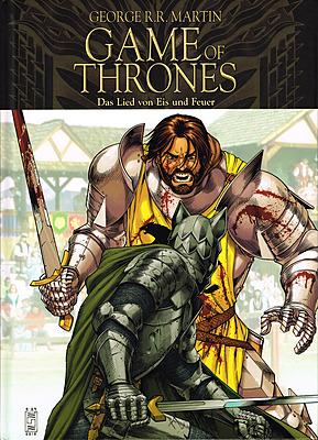 Einfach und sicher online bestellen: Game of Thrones Graphic Novel Bd. 2 Collectors Ed. in Österreich kaufen.