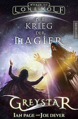 Einfach und sicher online bestellen: Greystar: Der Krieg der Zauberer in Österreich kaufen.