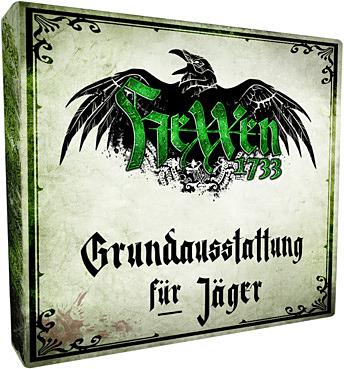 Einfach und sicher online bestellen: Spielkartenset Grundaustattung für Jäger in Österreich kaufen.