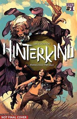 Einfach und sicher online bestellen: Hinterkind Volume One (Englisch) in Österreich kaufen.