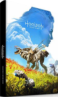 Einfach und sicher online bestellen: Horizon: Zero Dawn Collectors Edition Lösungsbuch in Österreich kaufen.