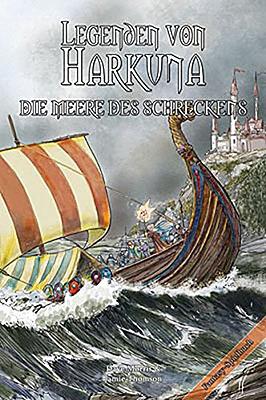 Einfach und sicher online bestellen: Legenden von Harkuna 3: Die Meere des Schreckens in Österreich kaufen.