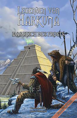 Einfach und sicher online bestellen: Legenden von Harkuna 4: Das Reich des Frosts in Österreich kaufen.