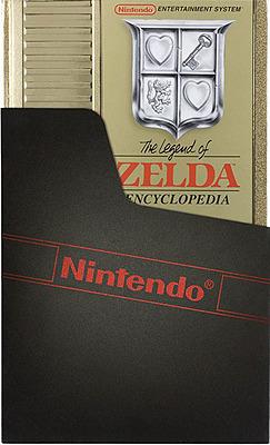 Einfach und sicher online bestellen: The Legend of Zelda Enzyklopädie Deluxe Edition in Österreich kaufen.