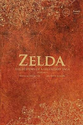 Einfach und sicher online bestellen: Zelda History of a Saga (Englisch) in Österreich kaufen.