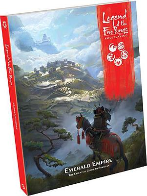 Einfach und sicher online bestellen: Emerald Empire the Essential Guide to Rokugan in Österreich kaufen.