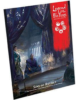Einfach und sicher online bestellen: Legend of the Five Rings Sins of Regret in Österreich kaufen.