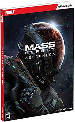 Einfach und sicher online bestellen: Mass Effect Andromeda Lösungsbuch in Österreich kaufen.