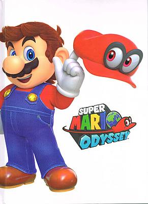 Einfach und sicher online bestellen: Super Mario Odyssey Collector Edition Lösungsbuch in Österreich kaufen.