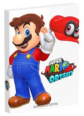 Einfach und sicher online bestellen: Super Mario Odyssey Collector Edition Guide in Österreich kaufen.