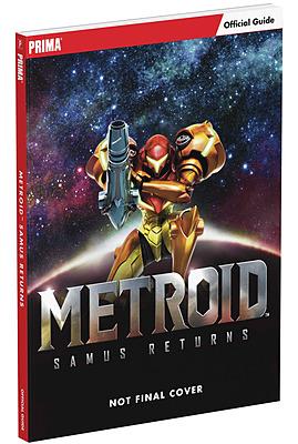 Einfach und sicher online bestellen: Metroid: Samus Returns Guide (Englisch) in Österreich kaufen.