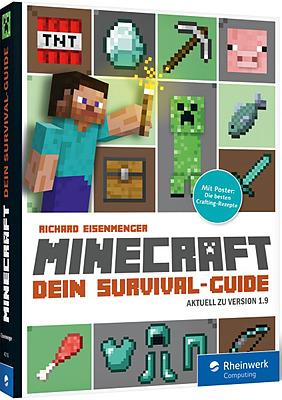 Einfach und sicher online bestellen: Minecraft - Dein Survival-Guide in Österreich kaufen.