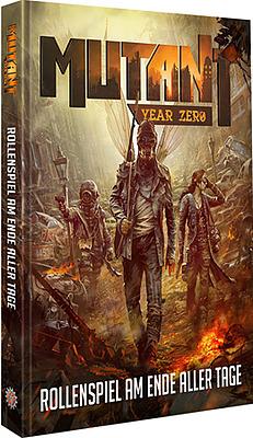 Einfach und sicher online bestellen: Mutant: Jahr Null- Rollenspiel am Ende aller Tage in Österreich kaufen.