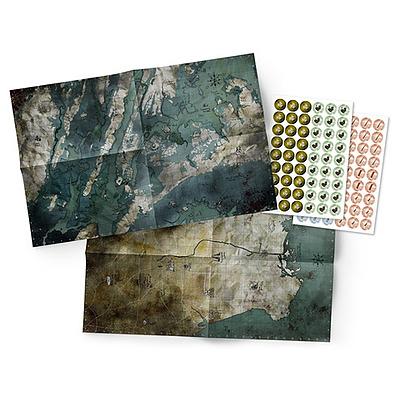 Einfach und sicher online bestellen: Mutant: Jahr Null- Landkarten & Marker in Österreich kaufen.