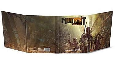 Einfach und sicher online bestellen: Mutant: Jahr Null- Spielleiterschirm in Österreich kaufen.