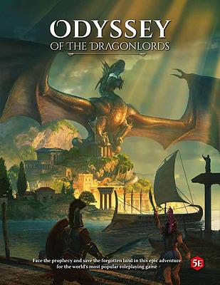 Einfach und sicher online bestellen: Odyssey of the Dragonlords Adventure Book in Österreich kaufen.