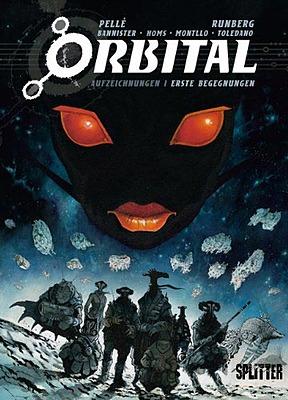 Einfach und sicher online bestellen: Orbital - Aufzeichnungen 01: Erste Begegnungen in Österreich kaufen.
