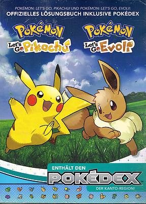 Einfach und sicher online bestellen: Pokémon: Let's Go Lösungsbuch und Pokedex in Österreich kaufen.