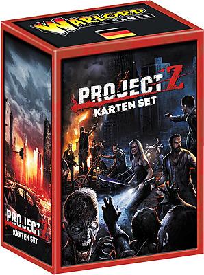 Einfach und sicher online bestellen: Project Z Karten Set Deutsch in Österreich kaufen.