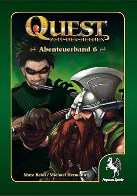 Einfach und sicher online bestellen: Quest: Abenteuerband 6 in Österreich kaufen.
