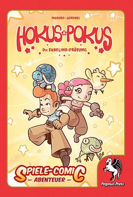 Einfach und sicher online bestellen: Spiele-Comic Abenteuer: Hocus Pocus in Österreich kaufen.