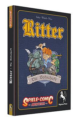 Einfach und sicher online bestellen: Spiele-Comic Abenteuer: Ritter #2 Die Botschaft in Österreich kaufen.