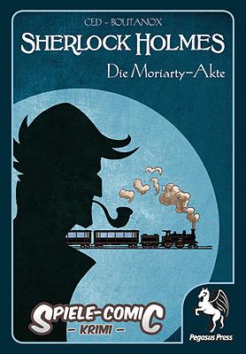 Einfach und sicher online bestellen: Spiele-Comic Krimi: Sherlock Holmes #2 in Österreich kaufen.