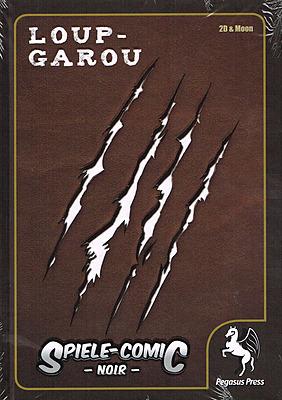 Einfach und sicher online bestellen: Spiele-Comic Noir: Loup-Garou in Österreich kaufen.