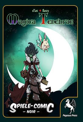 Einfach und sicher online bestellen: Spiele-Comic Noir: Magica Tenebrae in Österreich kaufen.