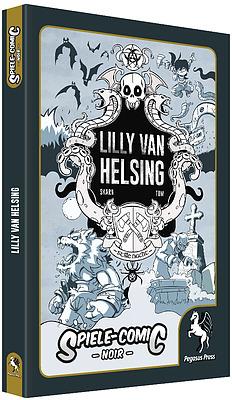 Einfach und sicher online bestellen: Spiele-Comic Noir: Lily van Helsing in Österreich kaufen.