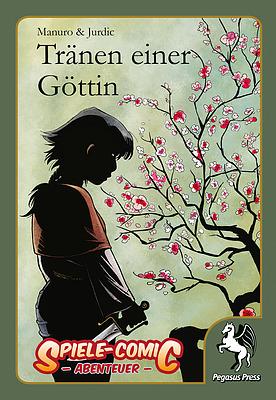 Einfach und sicher online bestellen: Spiele-Comic: Tränen einer Göttin in Österreich kaufen.