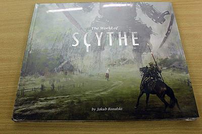 Einfach und sicher online bestellen: Scythe Art Book: The World of Scythe (Englisch) in Österreich kaufen.