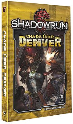 Einfach und sicher online bestellen: Shadowrun 5: Chaos über Denver (Hardcover) in Österreich kaufen.