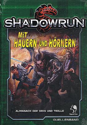 Einfach und sicher online bestellen: Shadowrun 5: Mit Hauern und Hörnern in Österreich kaufen.
